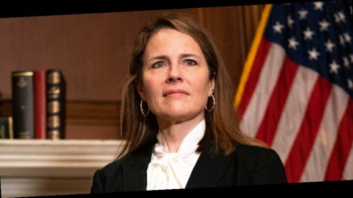 Amy Coney Barrett Supreme Court Nomination Final Vote Expected on Monday