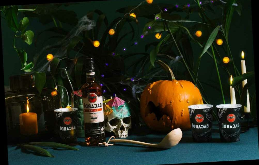 Bacardi Pumpkin Kit – Is this the ultimate autumn treat?