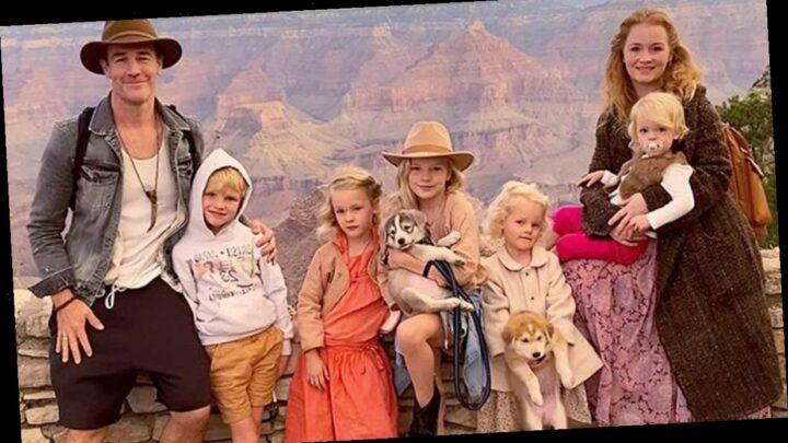James Van Der Beek Explains Decision to Move Family to Texas