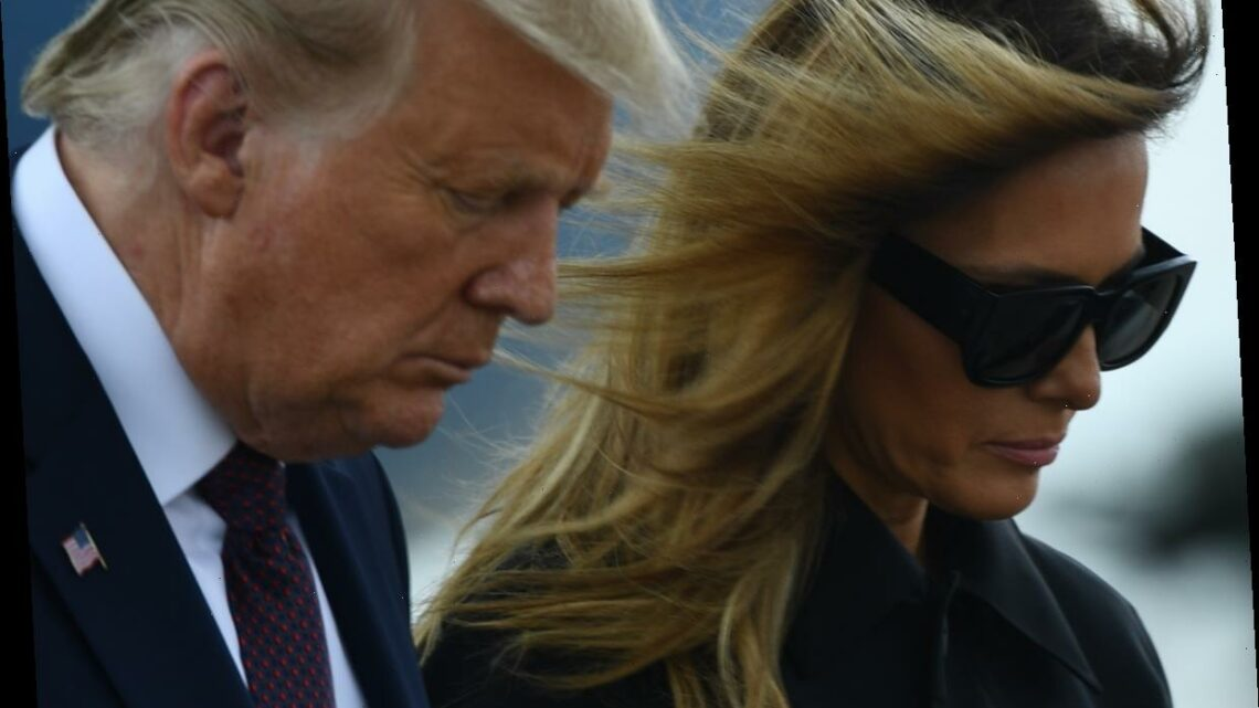 Melania Trump's Comments About Migrant Children In This Reported Secret Recording Are A Lot