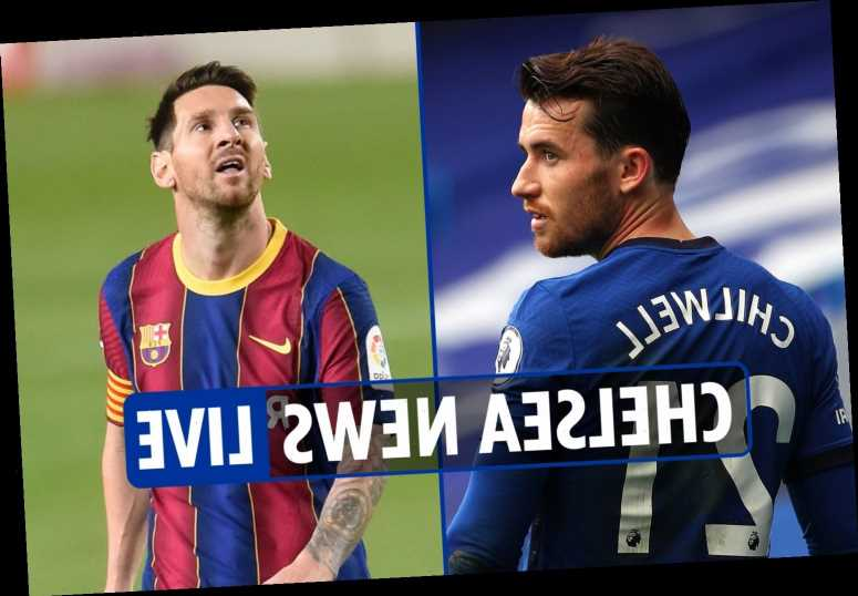 12pm Chelsea transfer news LIVE: Messi 'was near' to Blues move, Chilwell OUT with 'non-Covid illness' – The Sun