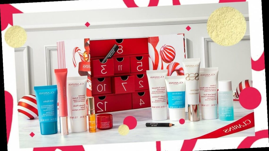 Clarins' Christmas Beauty Advent Calendar is so luxurious – and it's worth £125