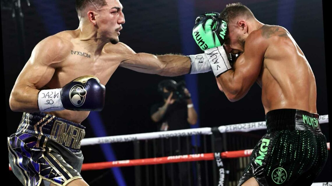 Lomachenko landed more punches in round 11 than in first SIX rounds as haywire fight stats show why he lost to Lopez