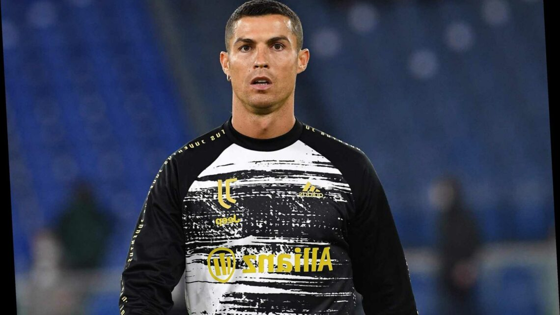 Why is Cristiano Ronaldo not playing for Juventus against Barcelona and Lionel Messi and when will he return?