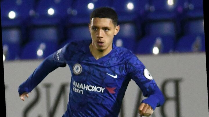 Chelsea starlet Henry Lawrence to sign new three-year contract with Lampard to send 19-year-old out on loan transfer