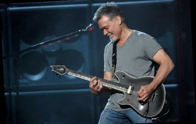 Eddie Van Halen Mourned by Billy Idol, Valerie Bertinelli and More: 'Changed the Face of Rock'