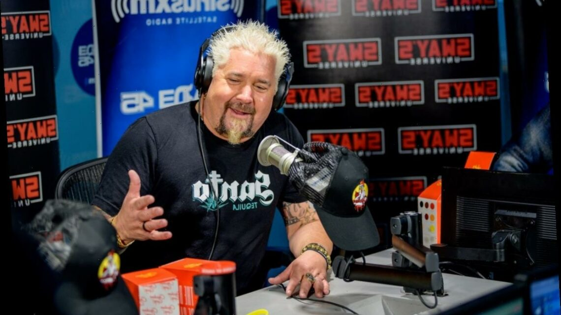 Guy Fieri Explains Why Viewers Will Never See Him Criticize Bad Food On the Air