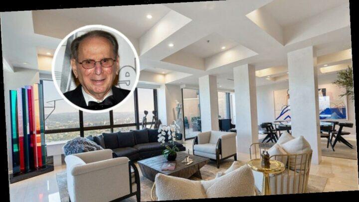 Songwriter Hal David's Century City Penthouse Seeks Buyer