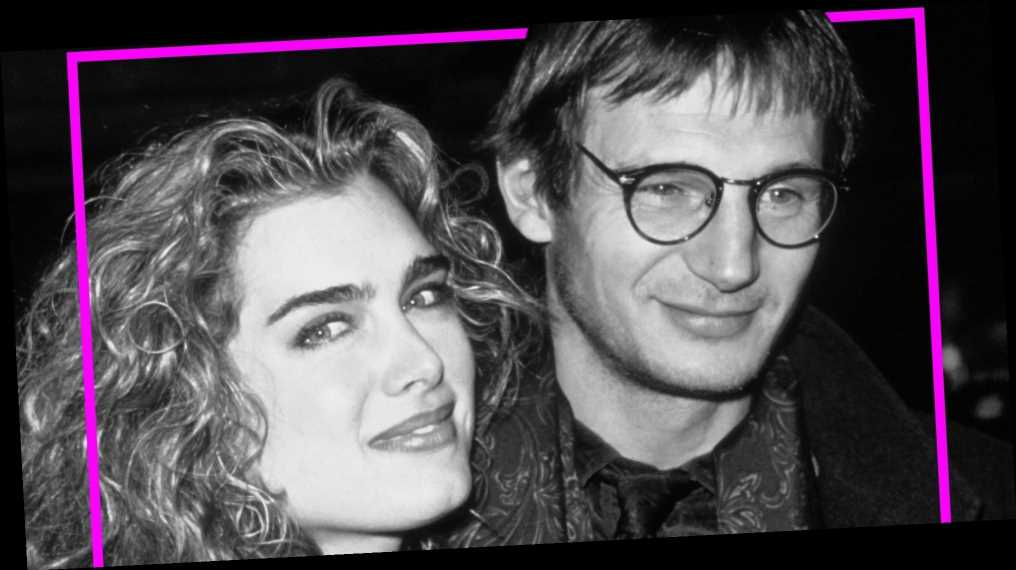 Brooke Shields Said Liam Neeson Proposed and Then Ghosted Her