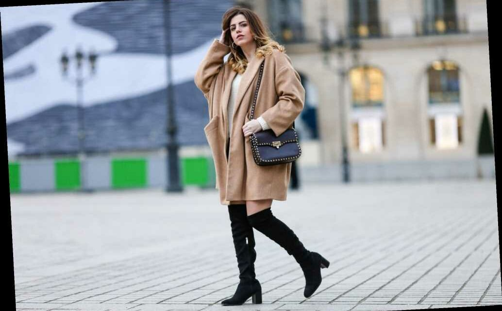 Amazon's Best-Selling Over-the-Knee Boots Look So Much More Expensive Than They Actually Are