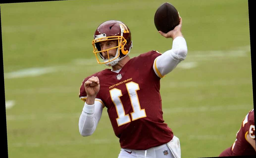 Washington Football Team's Alex Smith Enters Game for First Time Since Life-Threatening 2018 Injury