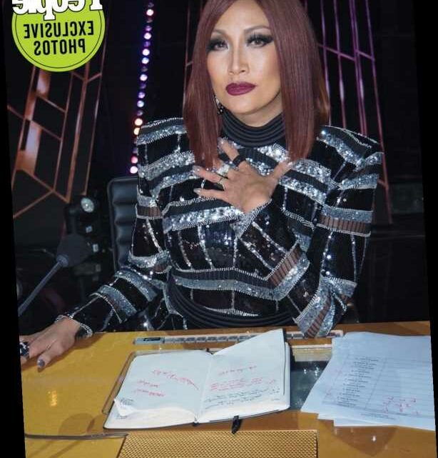 Carrie Ann Inaba's DWTS Getting-Ready Diary: See How She Channeled Schitt's Creek's Moira Rose