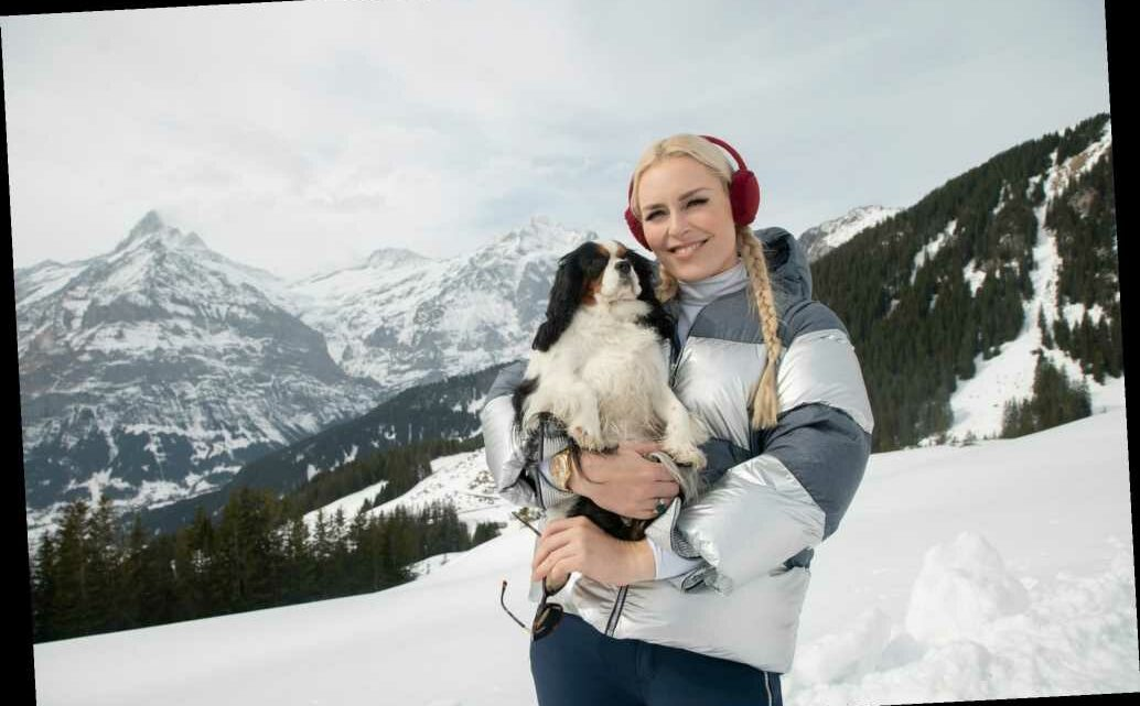 Lindsey Vonn Says Her Dogs Will Be Part of Her Wedding — If They 'Do What They're Told'