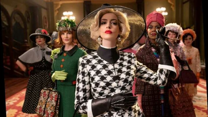 First Look: Anne Hathaway Opens Up About Her Character in The Witches: 'She is Such a Weirdo'