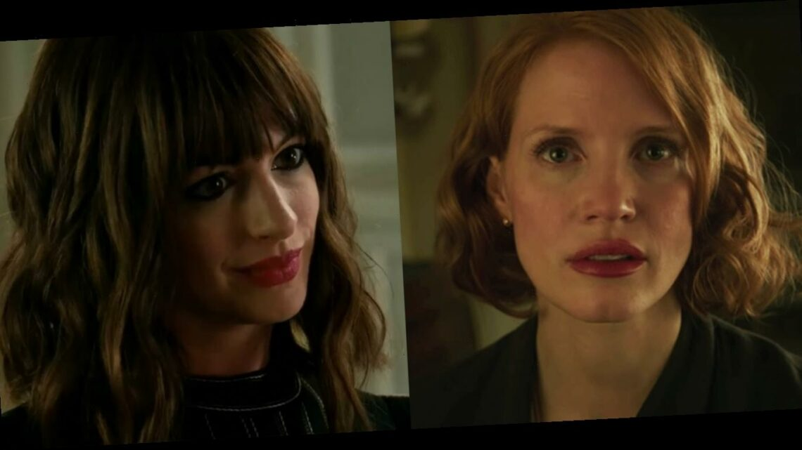 Jessica Chastain and Anne Hathaway Are Rival Housewives in Psychological Thriller 'Mothers' Instinct'