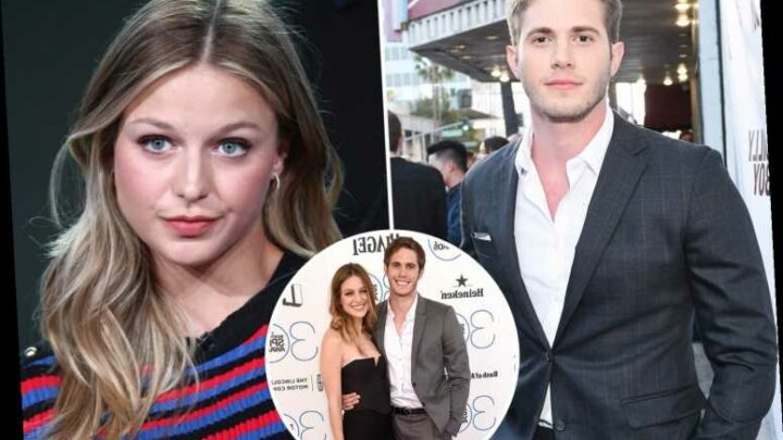 Supergirl Melissa Benoist's ex takes 'responsibility' for 'physically' abusing her- but claims she also 'assaulted' him