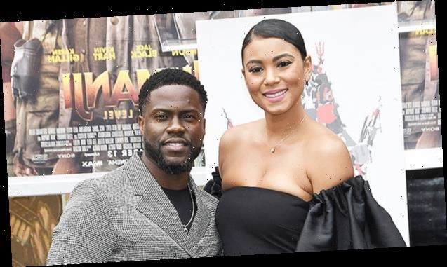 Kevin Hart Posts Adorable Photo Of Baby Girl Kaori Mai, 3 Weeks: 'All I Can Do Is Smile'