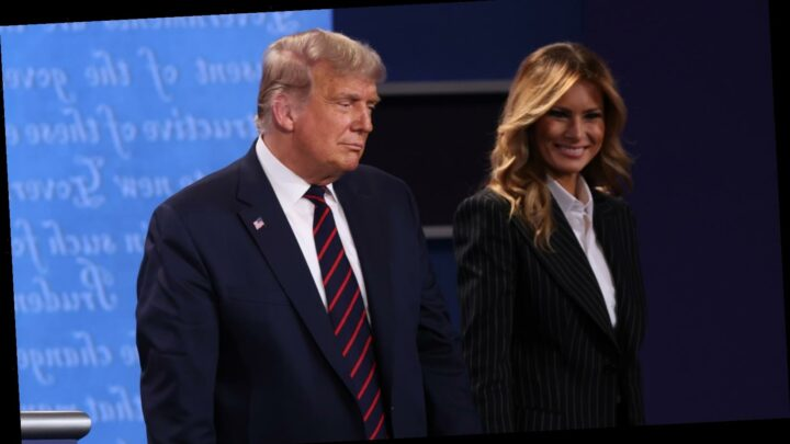 Everything we know about Donald and Melania Trump's COVID-19 diagnosis