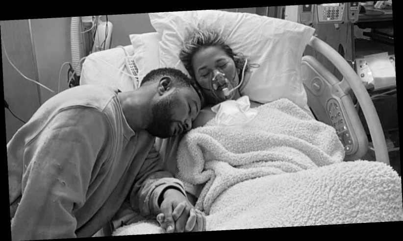 Inside John Legend's heartfelt letter to Chrissy Teigen after her pregnancy loss
