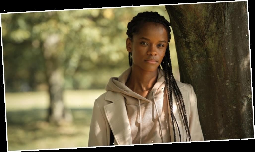 'Black Panther' Star Letitia Wright Wraps 'I Am' Series Shoot