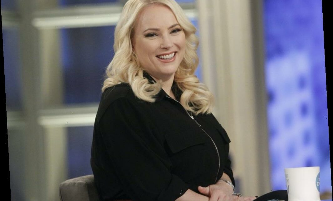 'The View' Co-Host Meghan McCain Shares First Photo of Baby Liberty