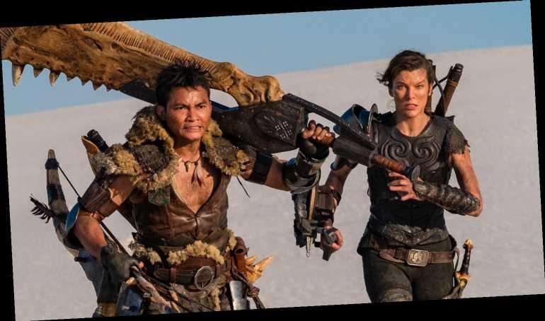 'Monster Hunter' Movie Moves Back to December 2020 After Other Films Get Pushed Back