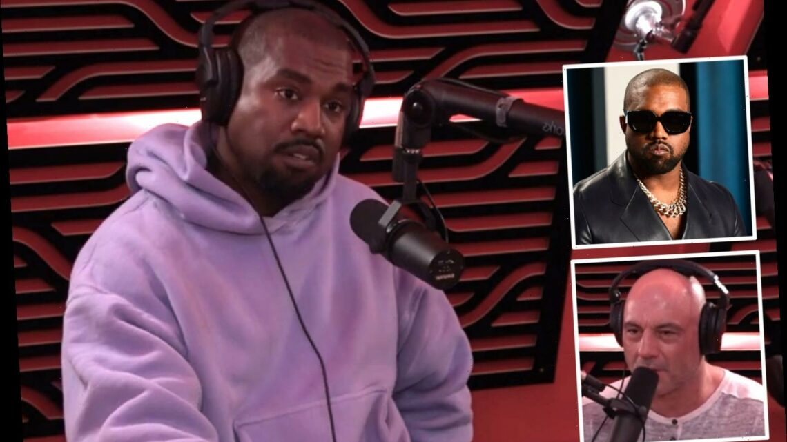 Kanye West claims doctors wanted to put him on medicine to 'gain a lot of weight' and 'kill a superhero slowly'