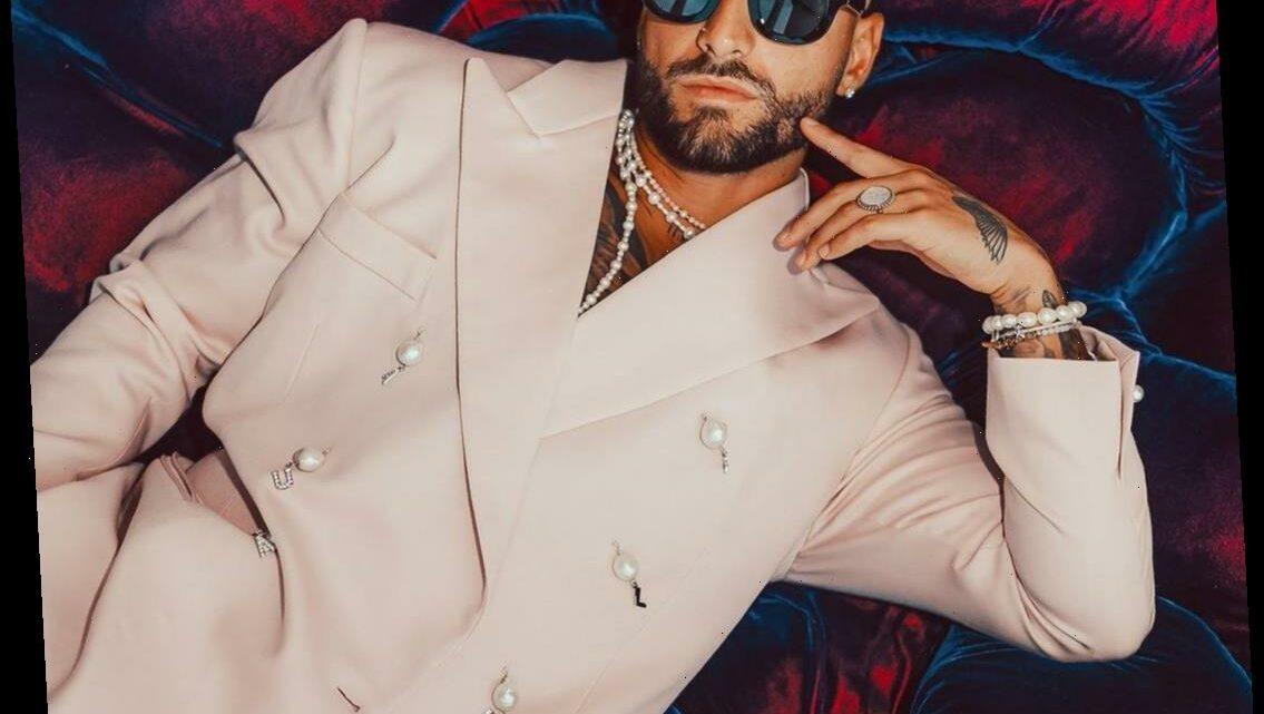 Maluma Reveals How He Personally Designed His Own 2020 Billboard Latin Music Awards Look