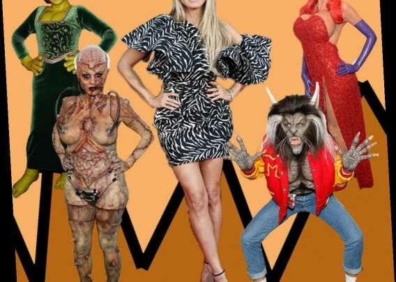 How Heidi Klum Became the Queen of Halloween