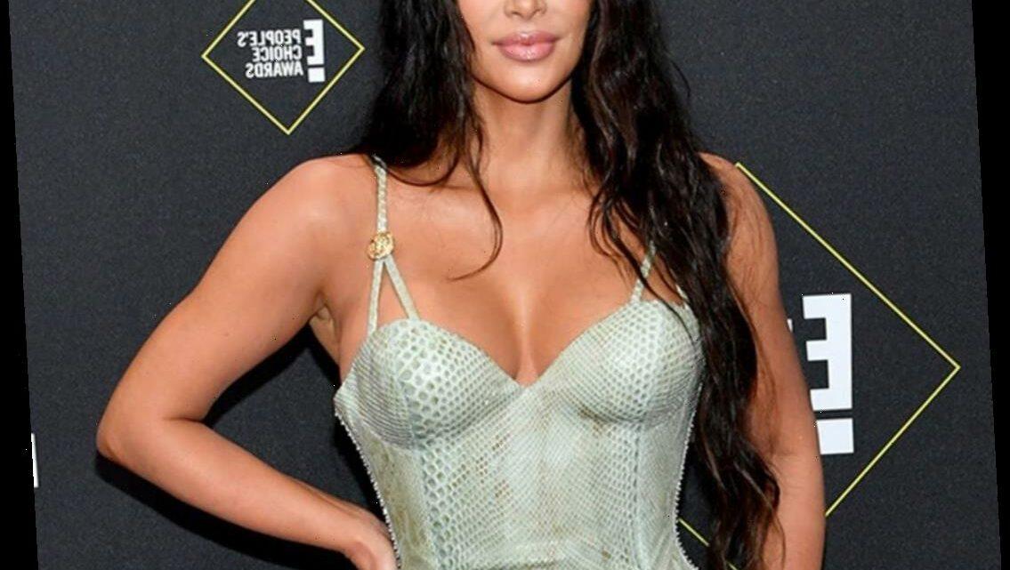 Kim Kardashian Proves 40 Is the New 20 With Insanely Hot Bikini Pics