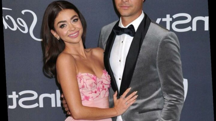 Sarah Hyland and Fiancé Wells Adams Reveal Each Other's Nicknames In Adorable Instagram Tributes