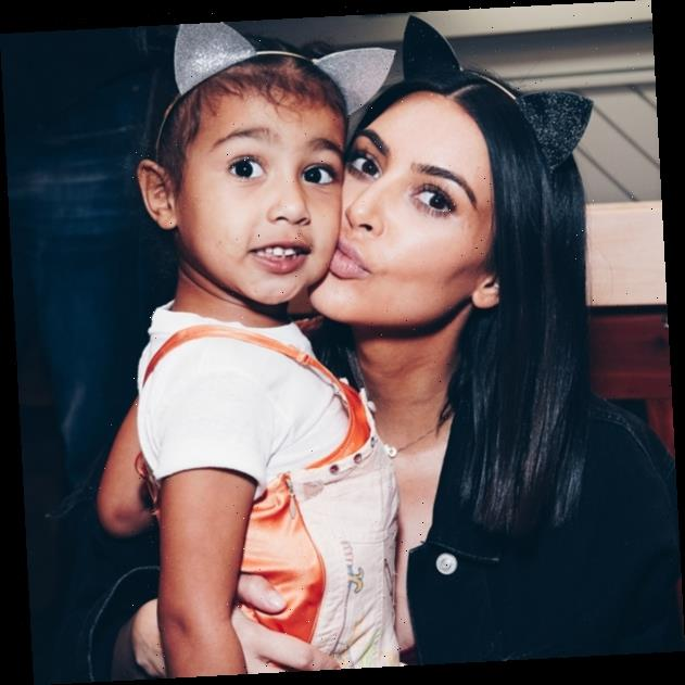 Keep Up With Kim Kardashian's Best Mommy Moments With Her 4 Growing Kids
