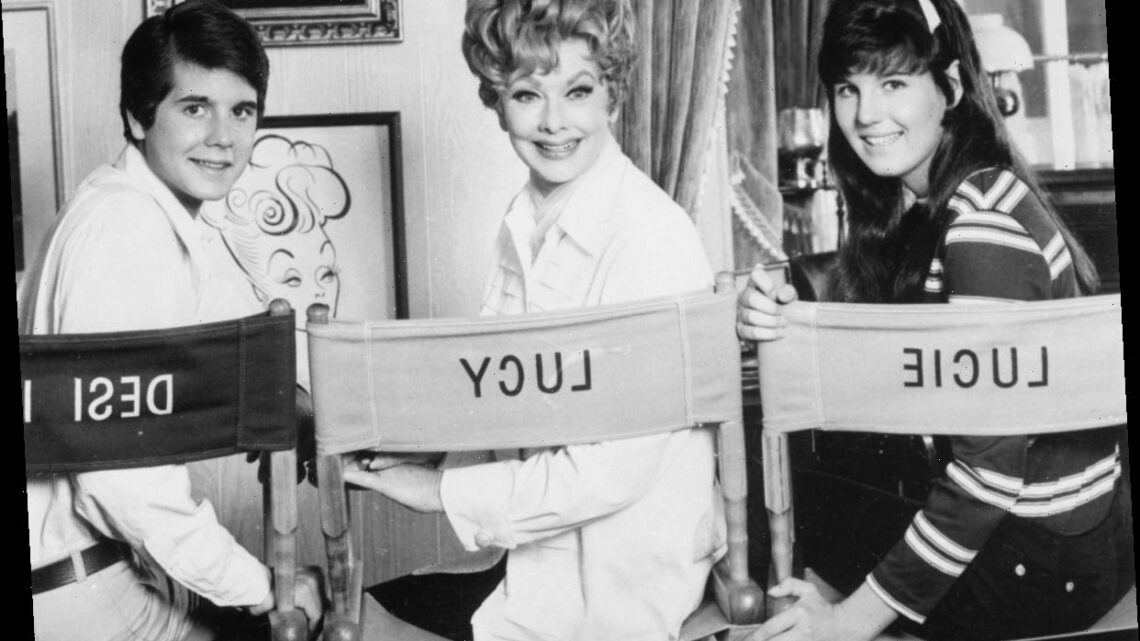 Why Lucie Arnaz Was 'Terrified' the First Time She Performed With Mom Lucille Ball on 'The Lucy Show'