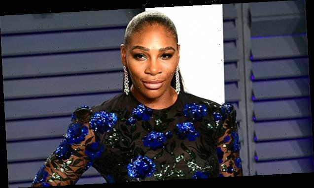 Serena Williams, 39, SlaysInSexy Plunging Bodysuit OnPhoto Shoot Set