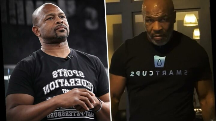 Mike Tyson vs Roy Jones Jr press conference live stream FREE: How to watch event featuring Jake Paul vs Nate Robinson – The Sun
