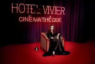 Gherardo Felloni Reimagines Hôtel Vivier for the Screen