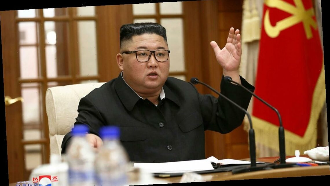 North Korea's Kim lays out 80-day national campaign to boost economy