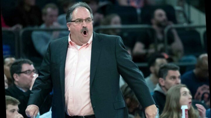 Stan Van Gundy agrees to become Pelicans' coach