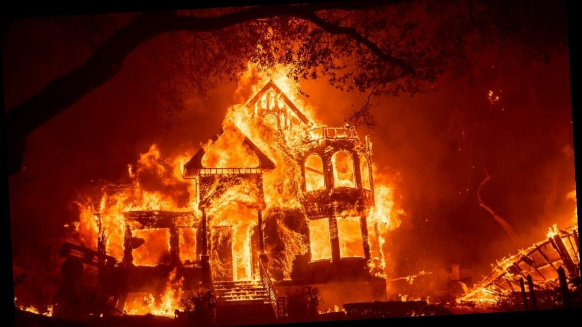 California wildfires: 4 million acres burned