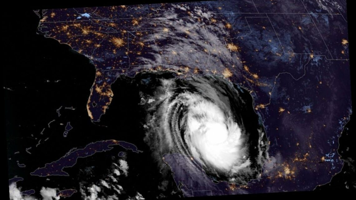 Delta now a tropical storm; nearly 500K Louisiana homes lose power