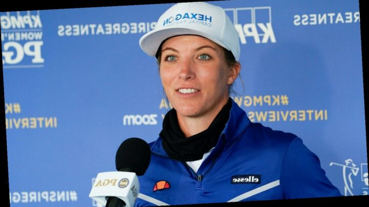 Mel Reid hopes to keep the party going at Women's PGA