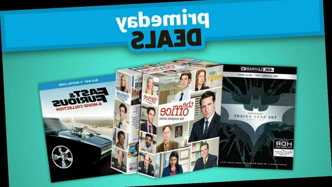 Prime Day 2020: The Very Best Movie And TV Deals (Blu-ray, 4K, Box Sets)