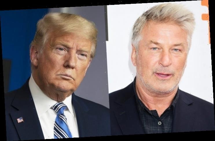 Alec Baldwin Responds as He's Slammed for Mocking Trump on 'SNL' Amid President's Covid-19 Battle