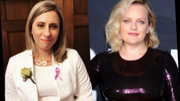 Elisabeth Moss Honored to Star as Katie Hill in 'She Will Rise' Adaptation