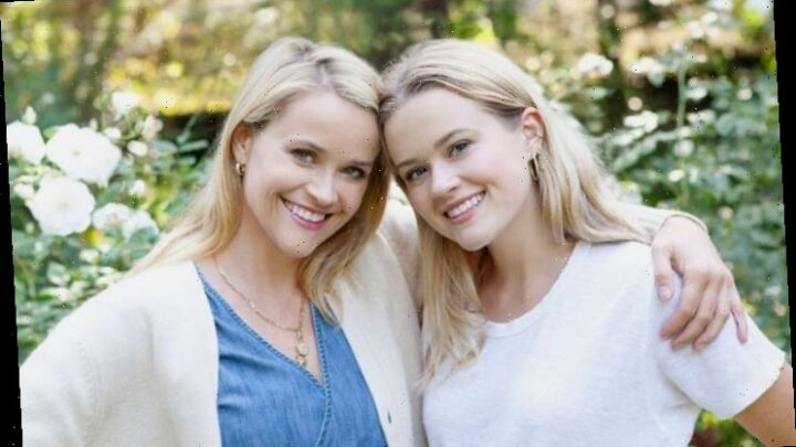 Reese Witherspoon's Daughter Introduces New Rescue Dog After Losing Family Pet