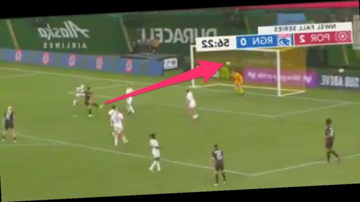 An NWSL superstar pulled a Steph Curry after scoring a stunning first goal with her new club