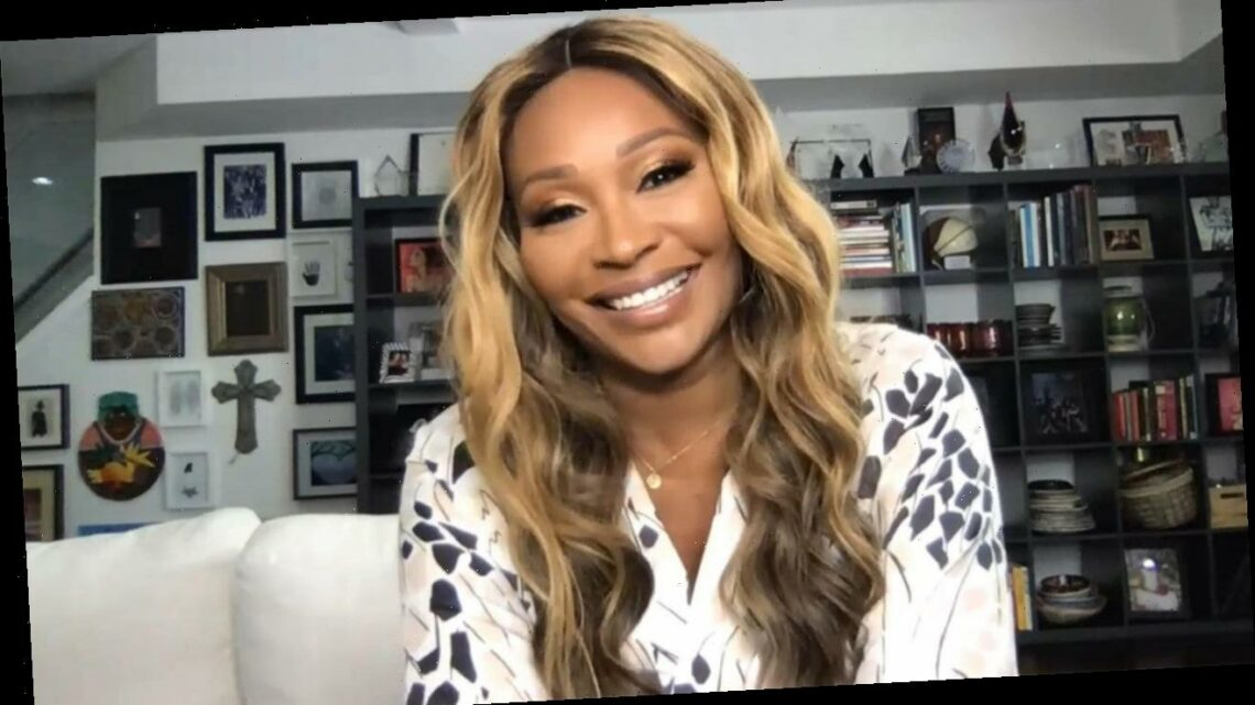 Cynthia Bailey Reacts to Making 'RHOA' History With Second Wedding