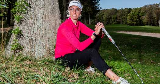 After a Cinderella British Open Win, a New Star Adjusts to Golf's Majors