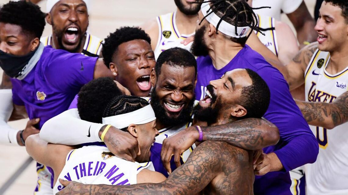 Basketball: Record-breaking LeBron James leads Los Angeles Lakers to 2020 NBA title