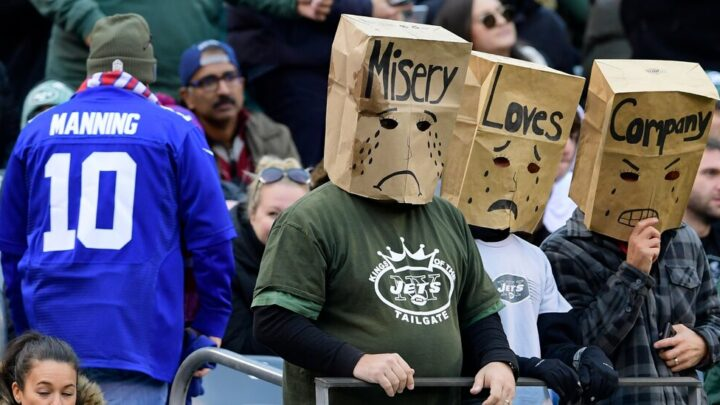 The Jets and Giants Are Both 0-5. Can It Get Worse?